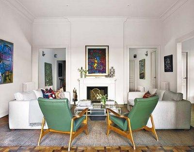 Con alma vintage muebles escandinavos decoraci n dise o for Diseno de interiores vintage