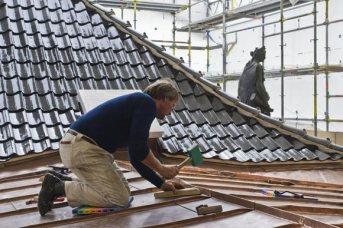 Renovación de los tejados