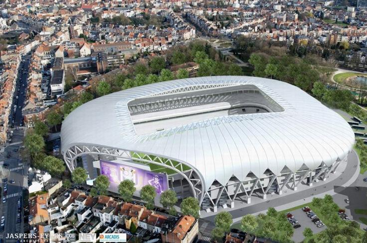 Constant Vanden Stock (Anderlecht, 2013) – 30.000 espectadores.