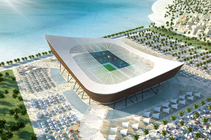 Al-Wakrah Stadium (Al-Wakrah, 2022) – 45.120 espectadores.