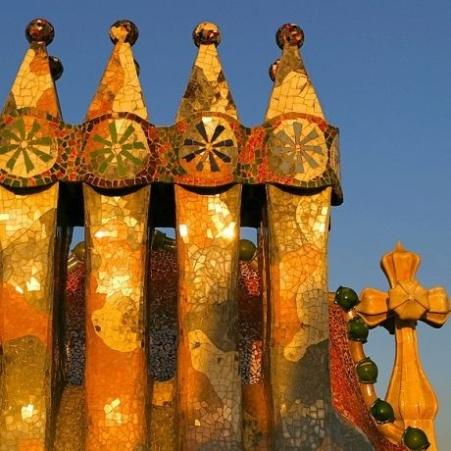 Las extravagantes creaciones de Antonio Gaudí