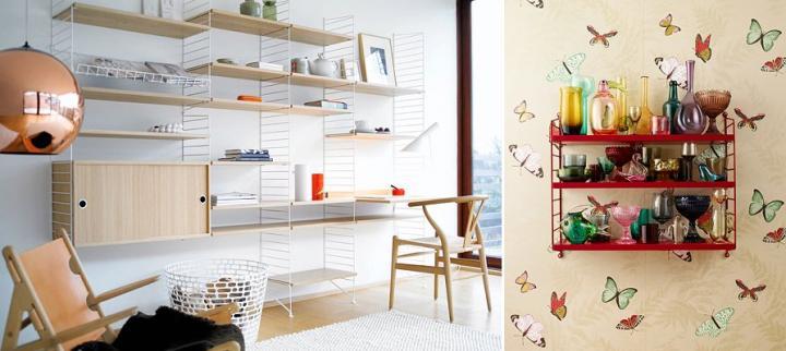 Muebles: Estanterías modulares String
