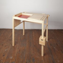 Zevaka, escritorio pensado para estudiantes