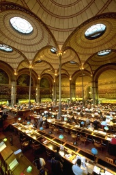 La sala Labrouste, París (Francia)