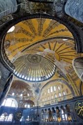Mezquita de Santa Sofía, Estambul (Turquía)