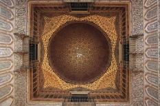 Cúpula del Salón de Embajadores del Real Alcázar, Sevilla (España)