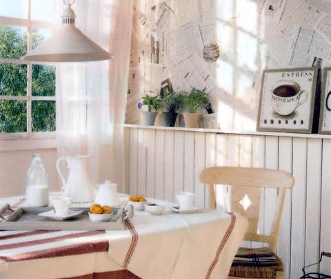 papelcocina y qu te parece esta idea de empapelar la pared principal de un dormitorio juvenil con hojas de libros antiguos una sugerencia perfecta si se