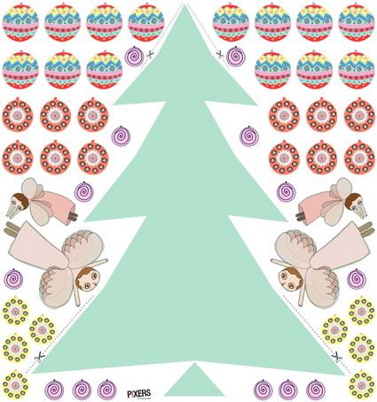 arboles-navidad-de-pared1