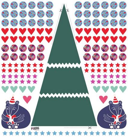 arboles-navidad-de-pared2