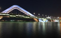 Sheikh Zayed Bridge, Abu Dhabi (2010)