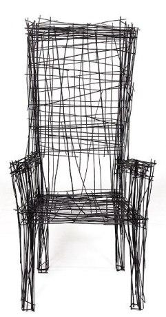 ¿Es un garabato o es un mueble?