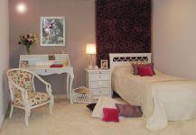Dormitorios de solteras