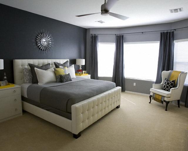 Dormitorios para solteros decoraci n dise o inspiraci n for Disenos de cuartos para hombre