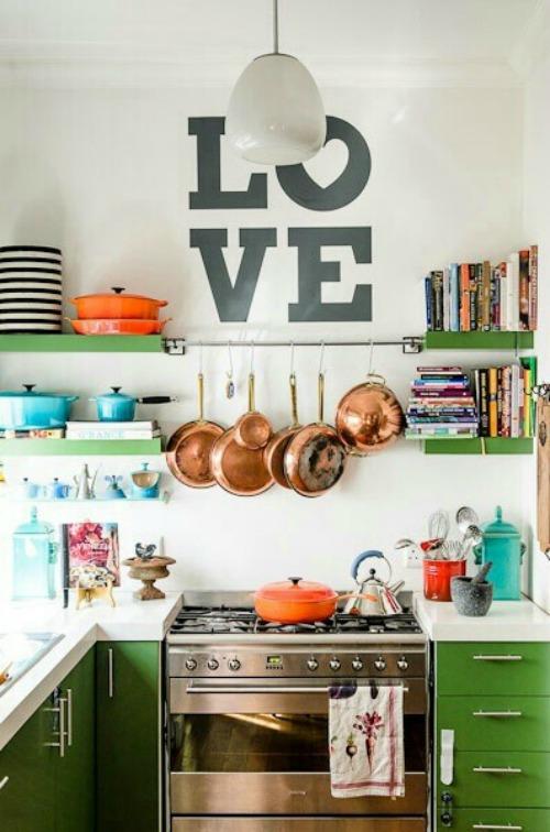 Colores que cuidan el hogar… Y tu salud