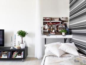 Un departamento pequeño, barato y bonito