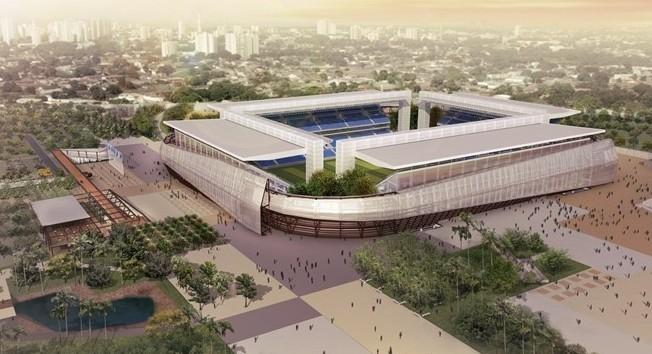 Arena Pantanal, Cuiabá