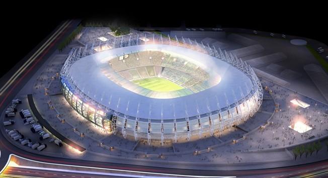 Estadio Castelão, Fortaleza