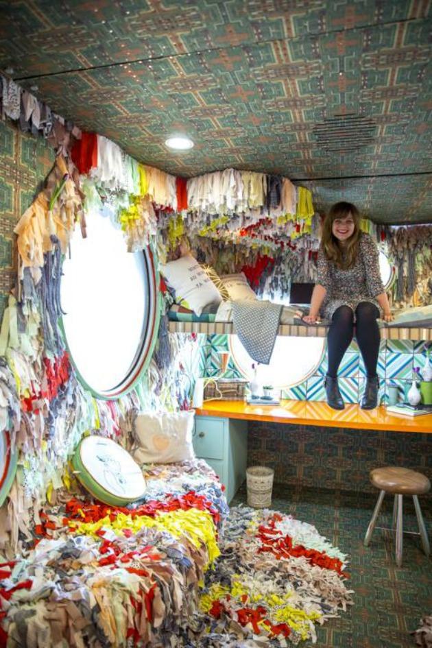 Casas de diseño que caben en el espacio de un garaje