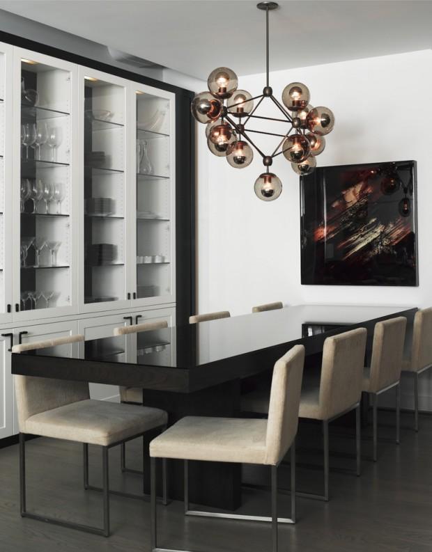 Seis comedores modernos y con mucho estilo