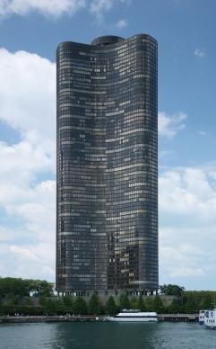 11. Lake Point Tower (Chicago, Illinois, USA)