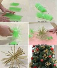 36 ideas para hacer adornos navideños fáciles y baratos