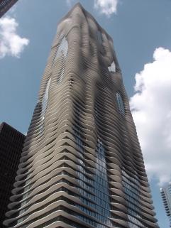 19. Aqua Building (Chicago, Illinois)
