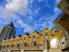30. Cubic Houses (Rotterdam, Paises bajos)