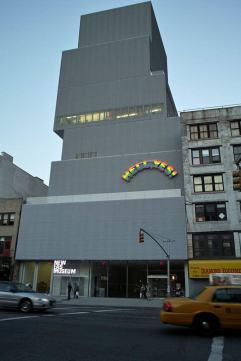 63. Nuevo museo SANAA (New York, EEUU)