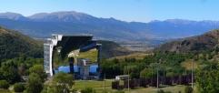 76. Solar Furnace (Odeillo, Francia)