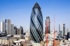 89. Gherkin Building (Londres, Reino Unido)