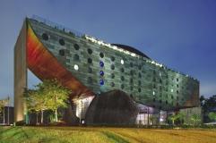 91. Hotel Unique (Sao Paulo, Brasil)