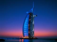 92. Burj al Arab (Dubai, Emiratos Árabes Unidos)