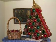 Navidad: 20 adornos para hacer con tubos de cartón