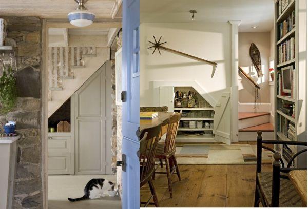 Ideas para aprovechar el bajo escalera