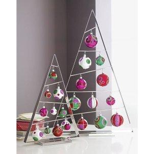 Arboles de Navidad poco convencionales
