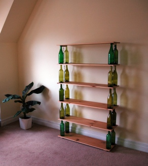Patas de estantes