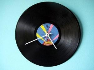Ideas para reutilizar discos de vinilo, cassettes y diskettes