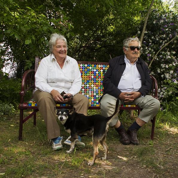 """Hacé tu propio """"sillon presidencial"""", como el de Pepe Mujica"""