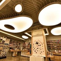 Una nueva librería de aspecto mágico abre sus puertas en Rumania