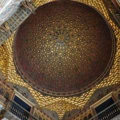 Alcázar de Sevilla, España.