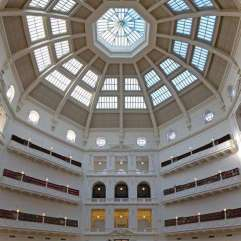 Biblioteca estatal de Victoria, Australia.
