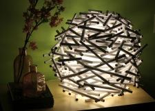 30 formas de hacer lámparas artesanales