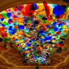 Hotel Bellagio, Las Vegas.
