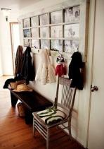 Cómo reutilizar puertas, postigos y ventanas en la decoración