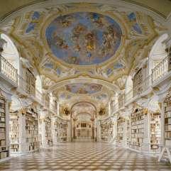 Abadía de Admont, Austria.