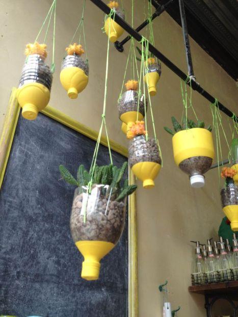 Ideas para reutilizar botellas pet