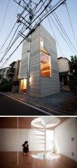 Curioso departamento en Japón