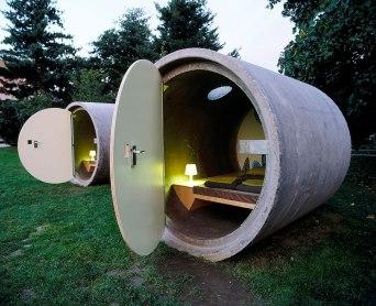 Casa tubular
