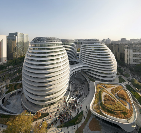 Galaxy Soho, Beijing  China