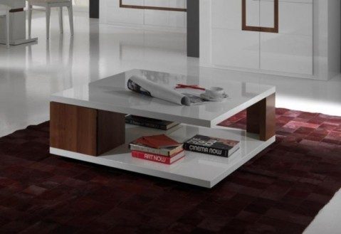 Muebles: 15 mesas de café con espacio de guardado